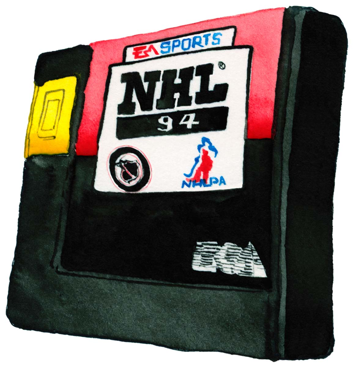 NHL Hockey '94 Electronic Arts EA Cartridge Sega Mega Drive Genesis