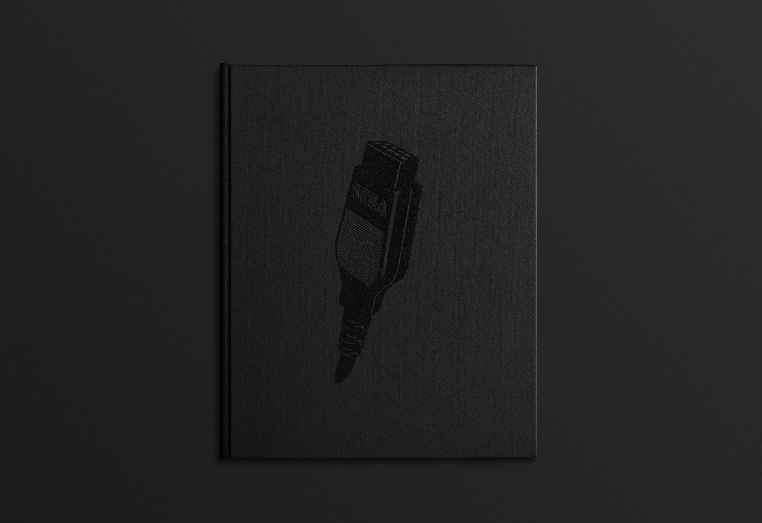mega drive book special edition genesis folio cover