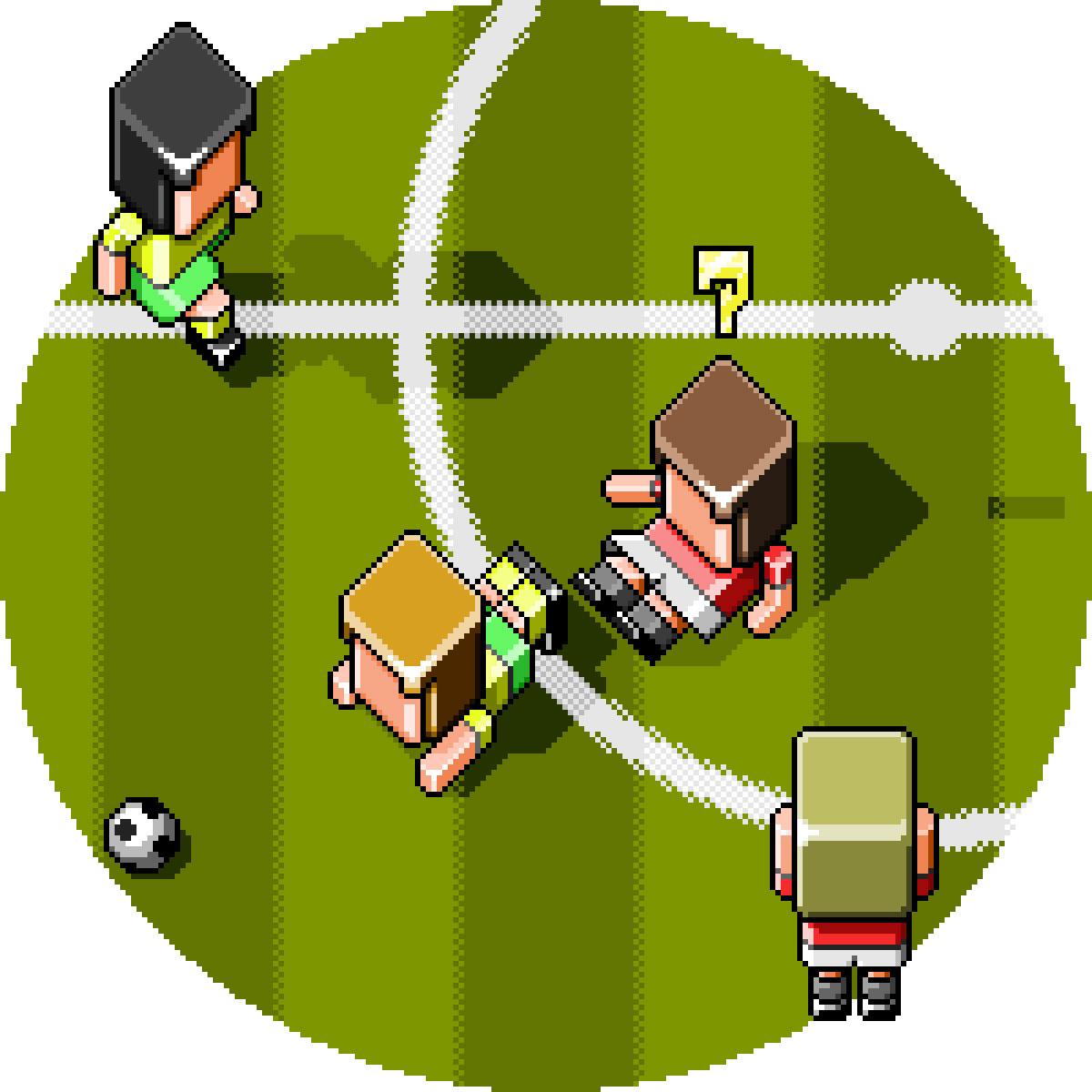 Sensible Soccer Foul